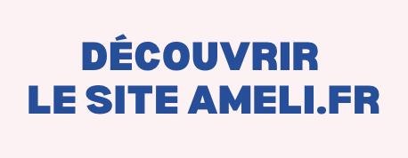 Découverte du site ameli.fr